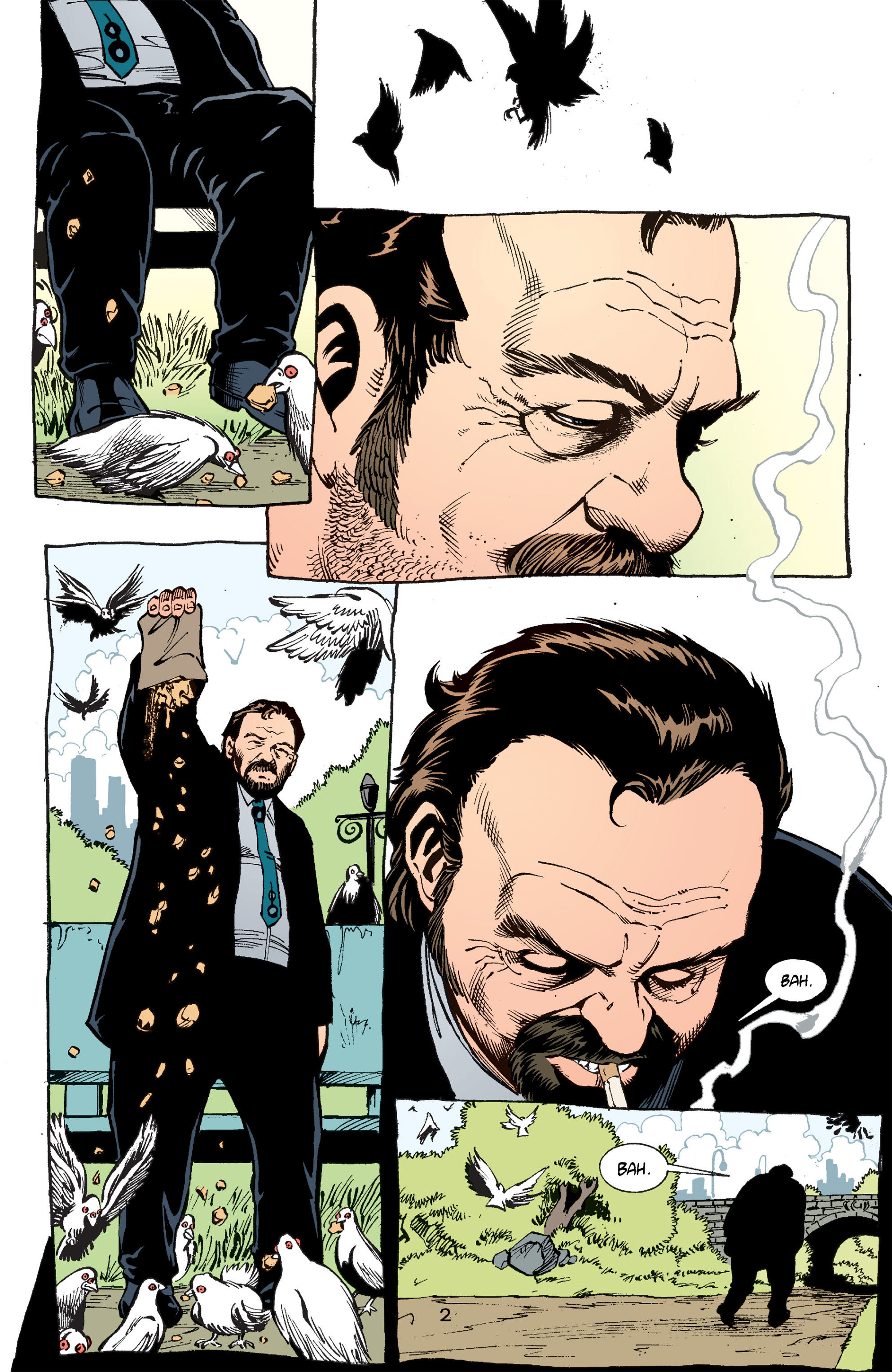 Read online Transmetropolitan comic -  Issue #51 - 3
