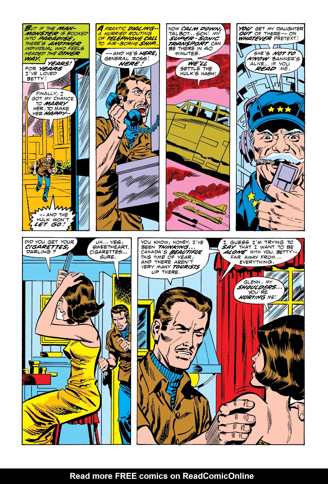 Read online Marvel Masterworks: The Incredible Hulk comic -  Issue # TPB 9 (Part 1) - 85