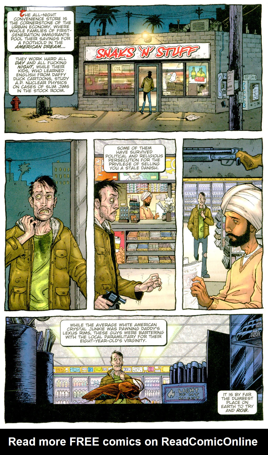 Read online The Exterminators comic -  Issue #7 - 2