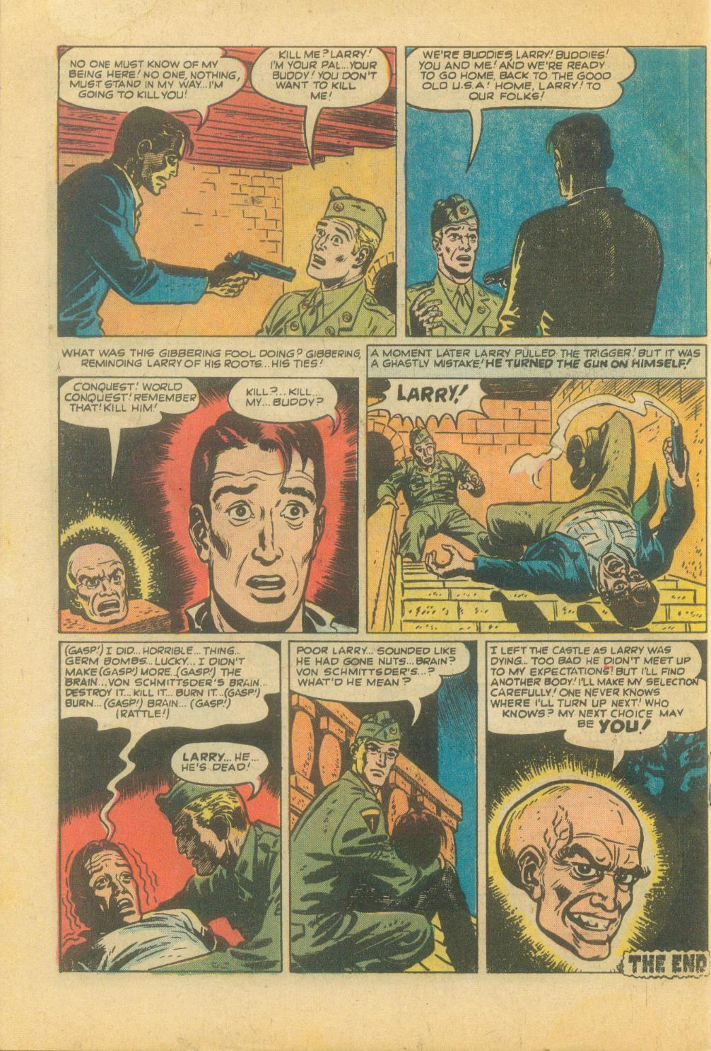 Crypt of Shadows (1973) issue 11 - Page 34