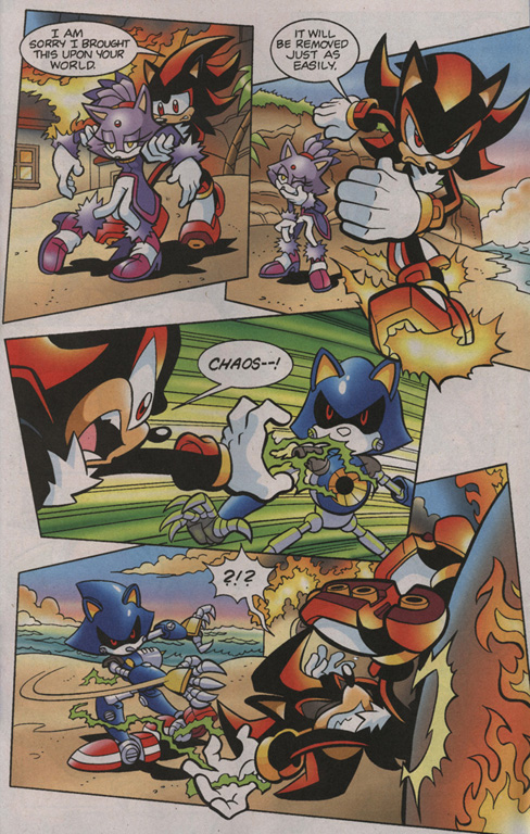 Read online Sonic Universe comic -  Issue #1 - 14