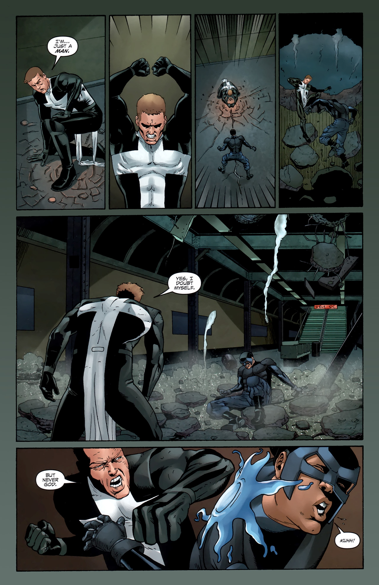 Read online Absolution comic -  Issue #5 - 18
