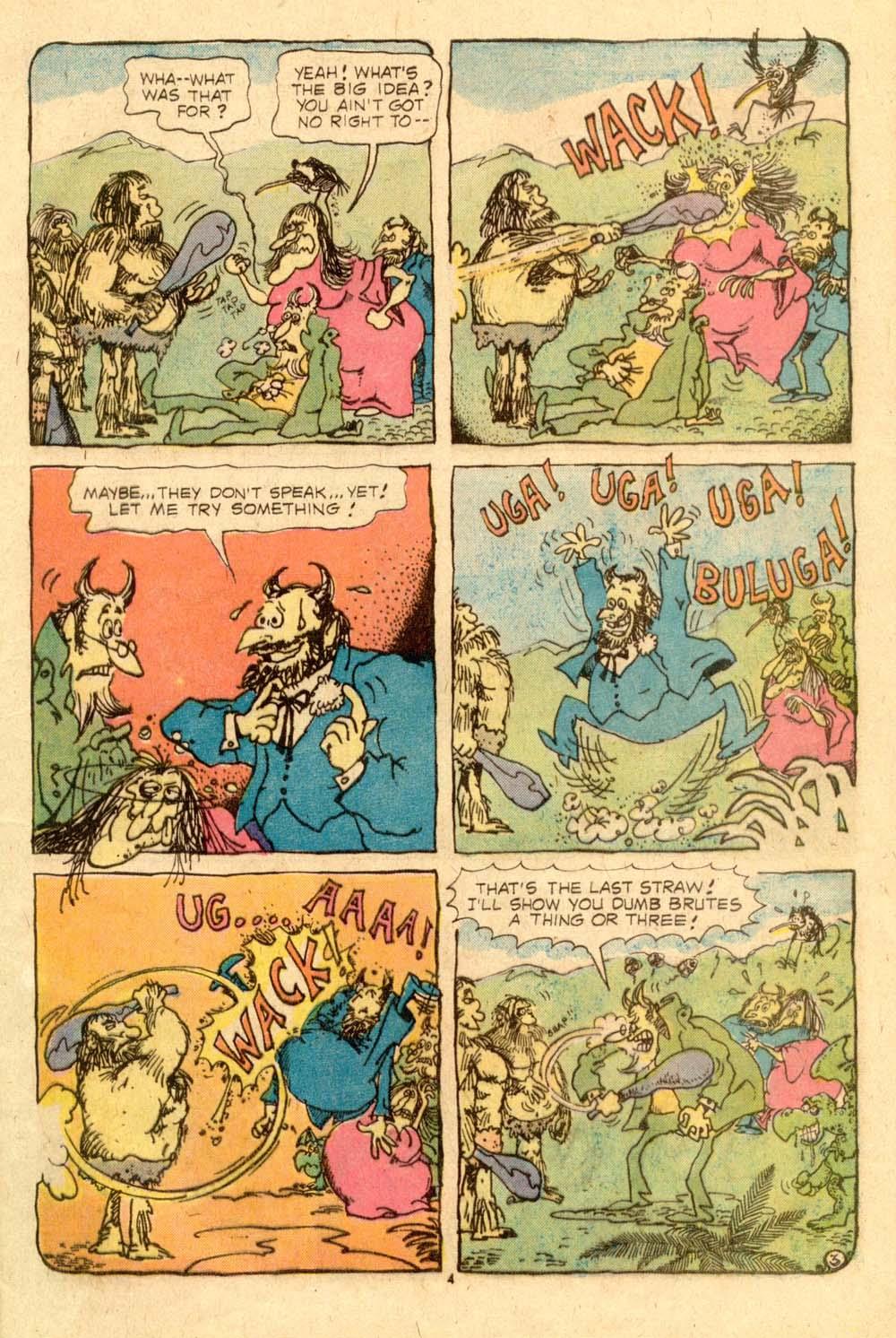 Read online Plop! comic -  Issue #6 - 5