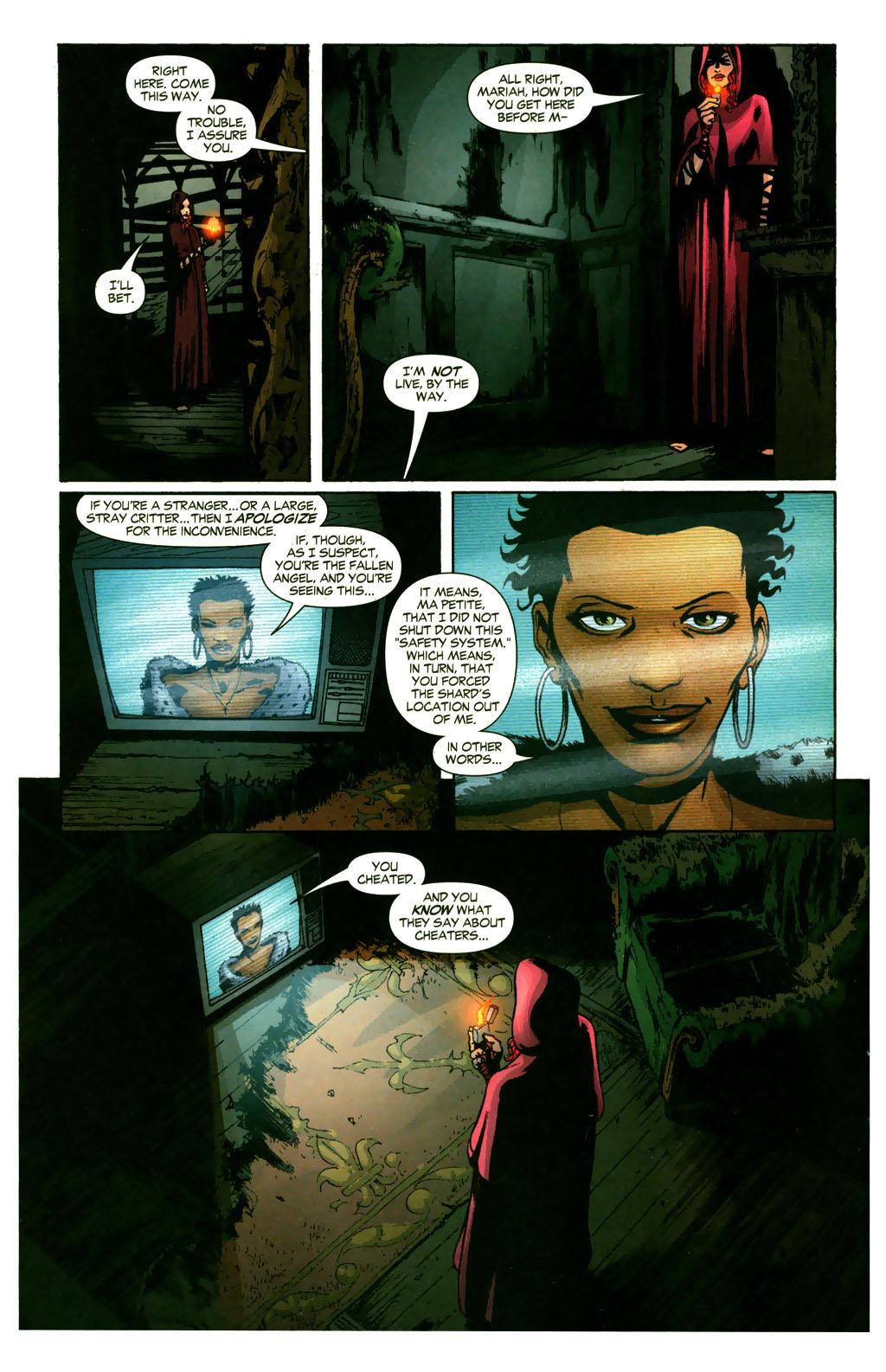 Read online Fallen Angel (2003) comic -  Issue #9 - 8