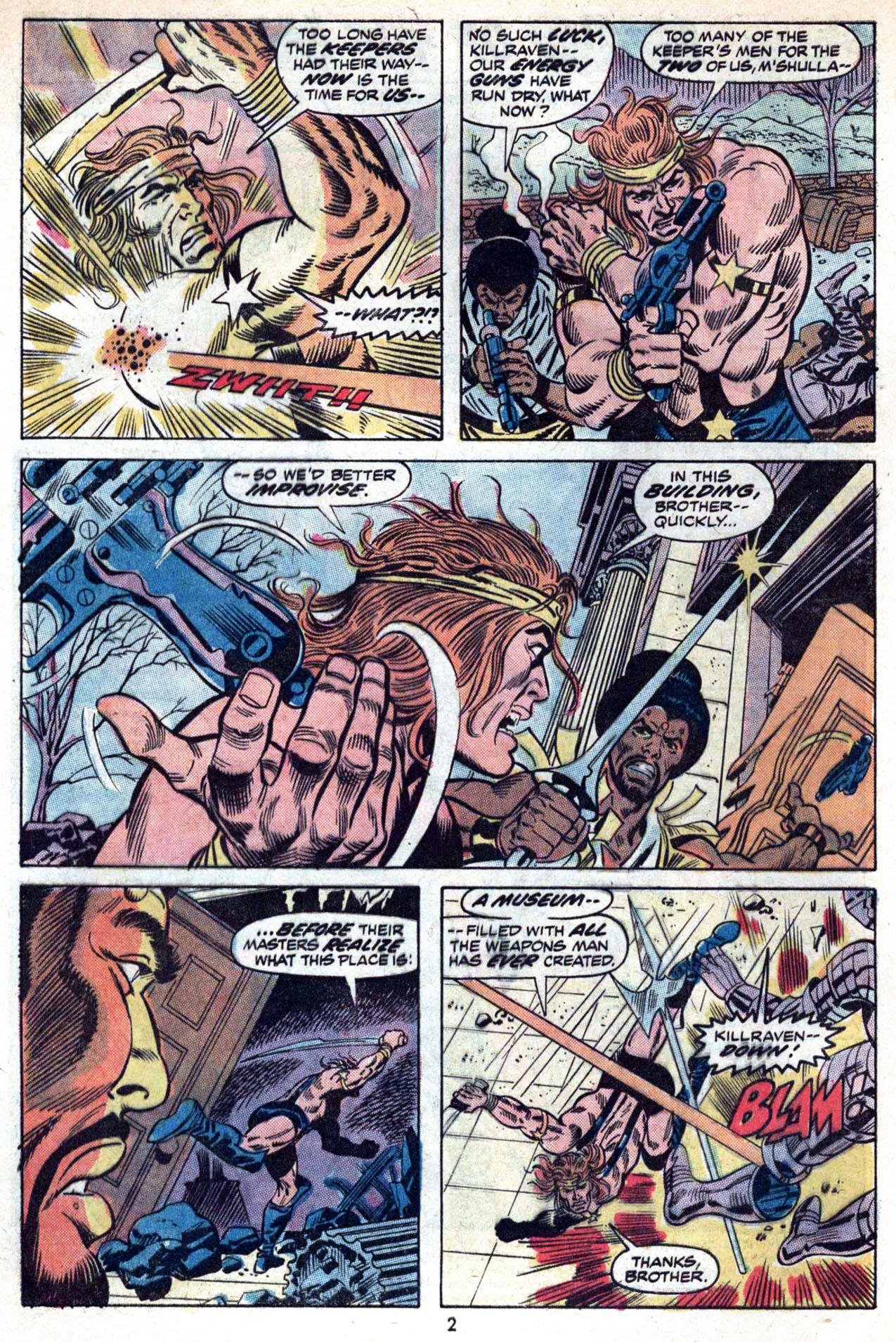 Read online Amazing Adventures (1970) comic -  Issue #20 - 4