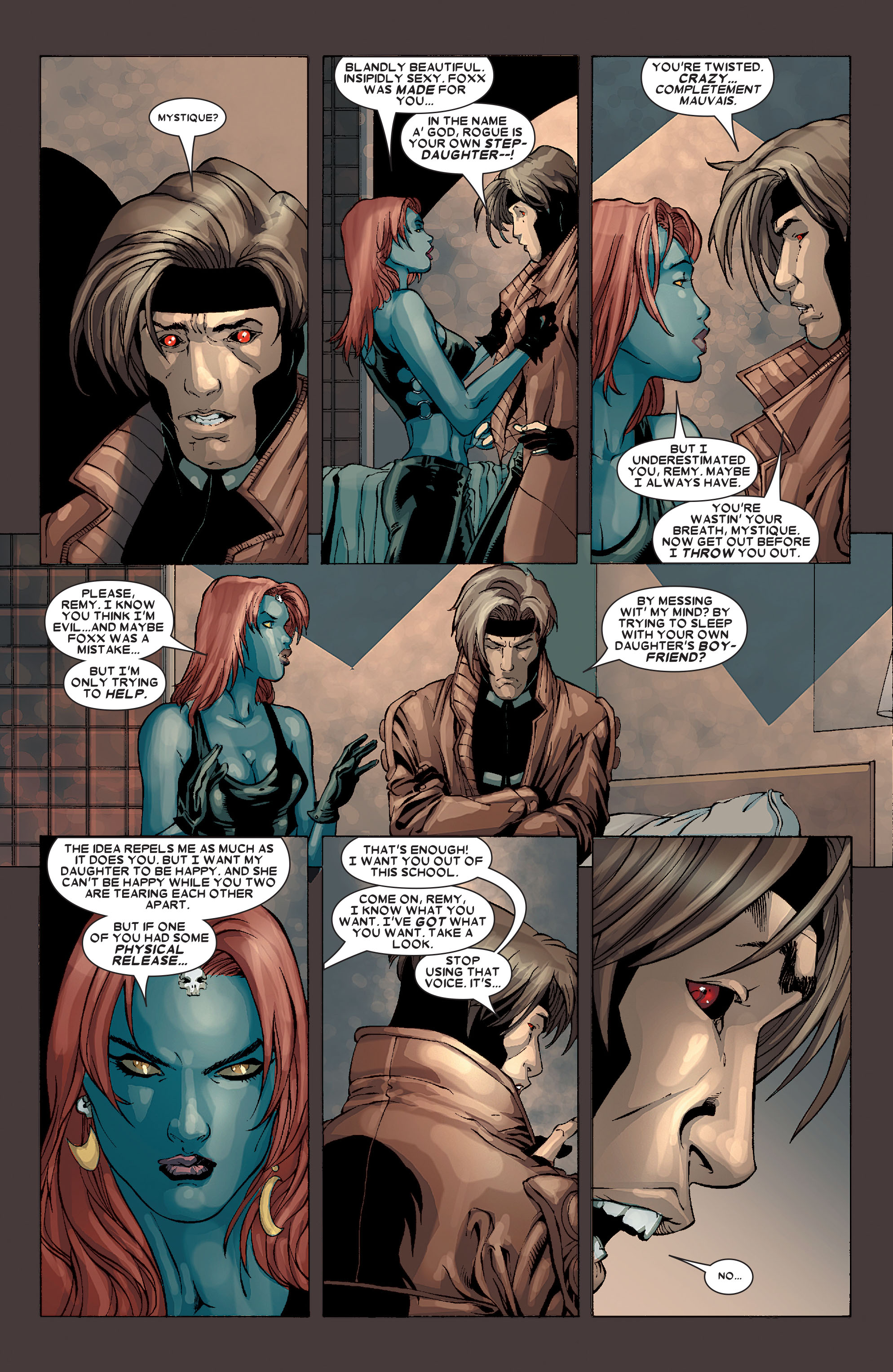 X-Men (1991) 172 Page 21