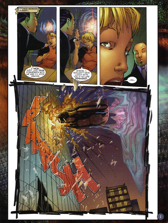 Read online Turok 2: Adon's Curse comic -  Issue # Full - 8