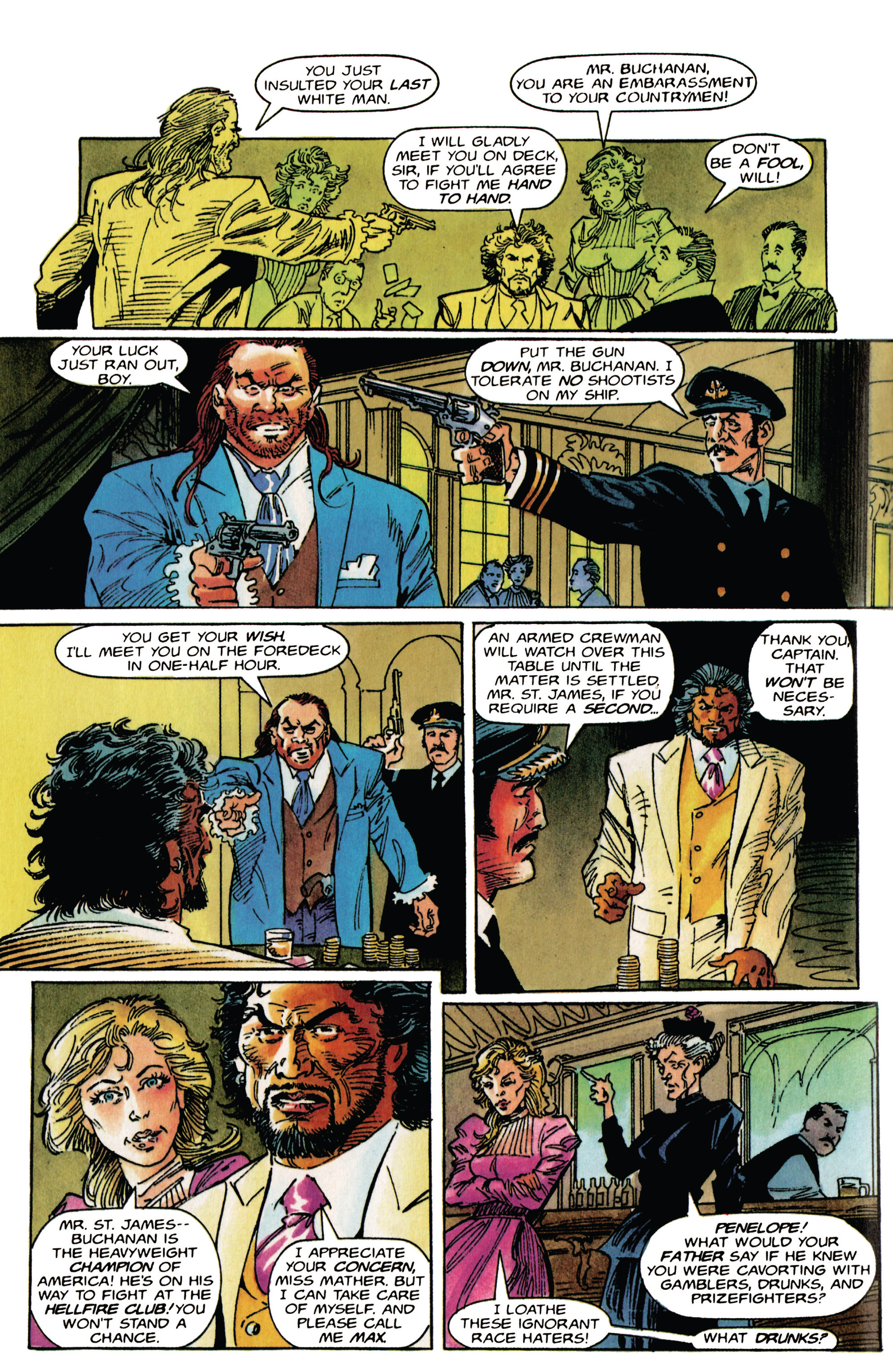 Read online Shadowman (1992) comic -  Issue # _TPB 1 - 6