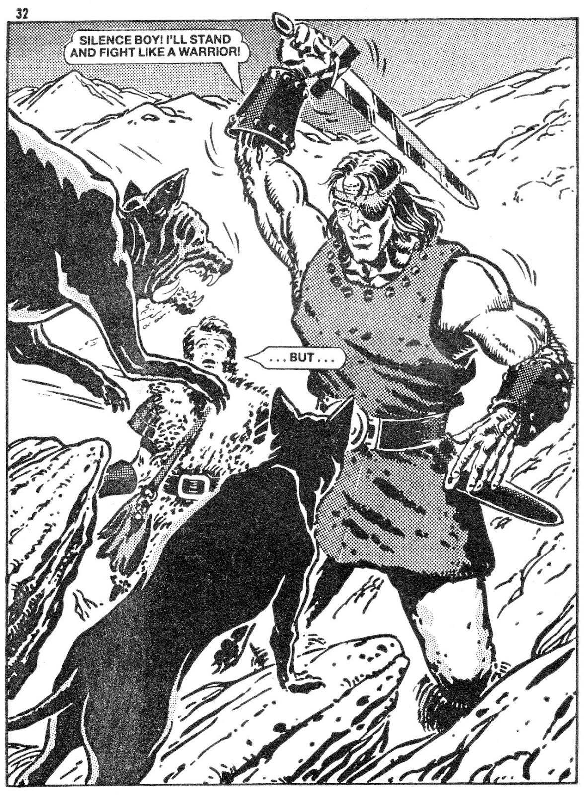 Starblazer issue 209 - Page 33