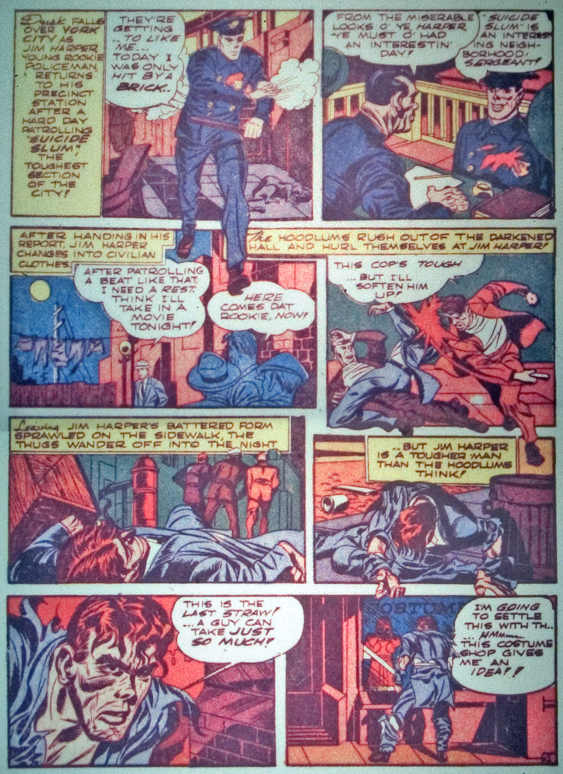 Star Spangled Comics (1941) issue 7 - Page 4