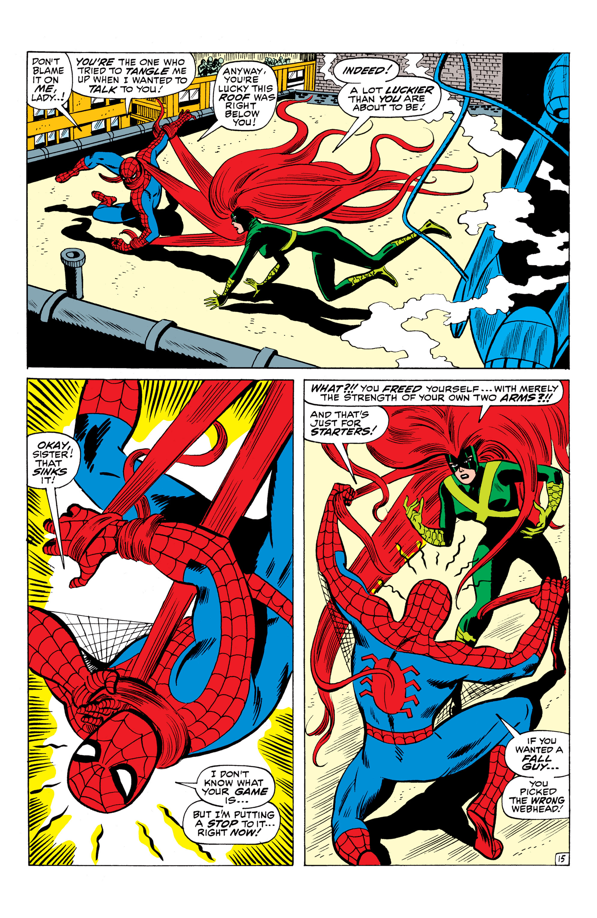 The Amazing Spider-Man (1963) 62 Page 15