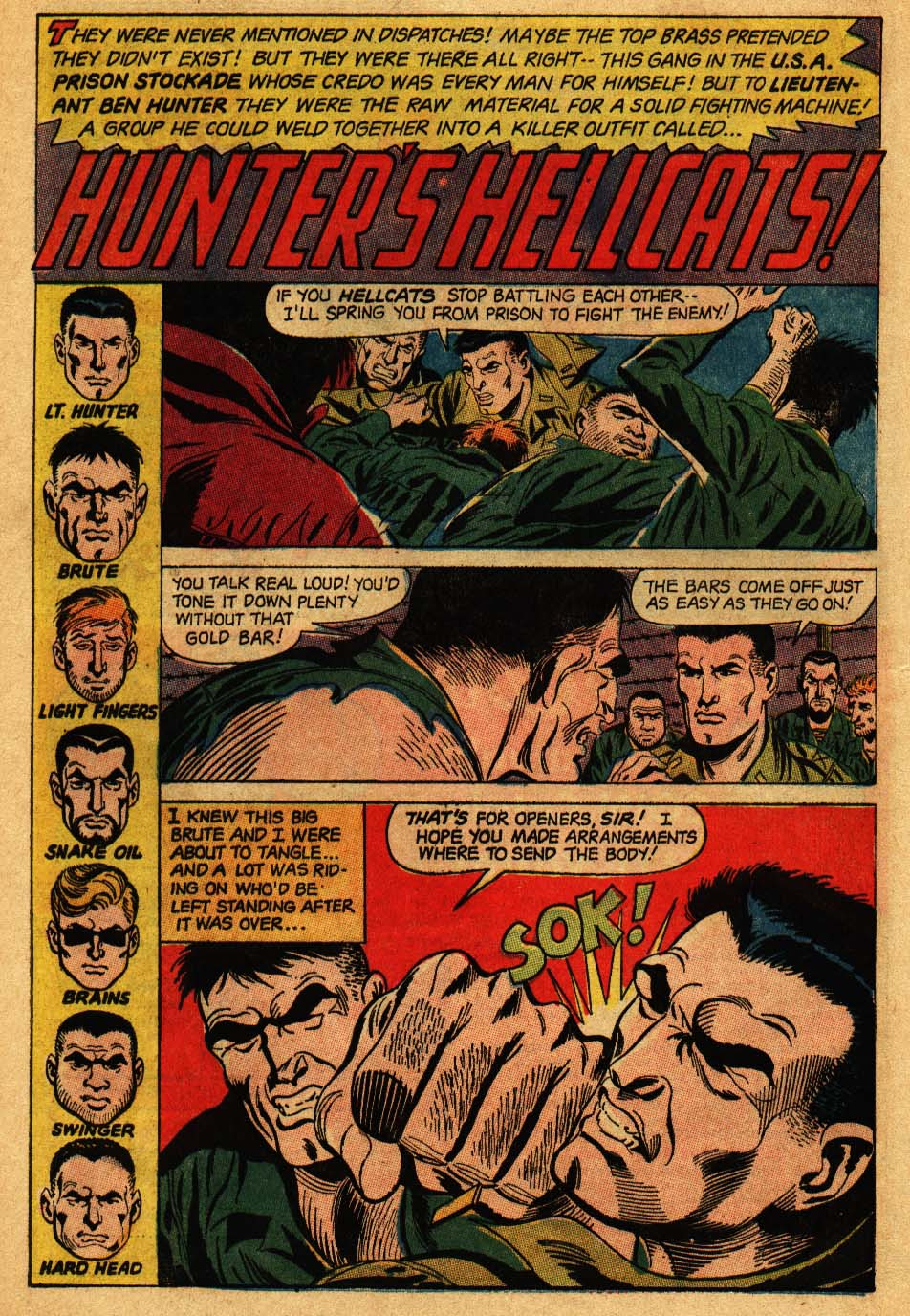 Our Fighting Forces (1954) issue 106 - Page 20