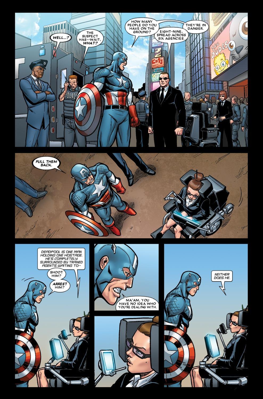 Read online Deadpool (2008) comic -  Issue #48 - 14