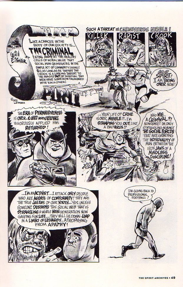Read online Will Eisner's The Spirit Archives comic -  Issue # TPB 26 (Part 1) - 56