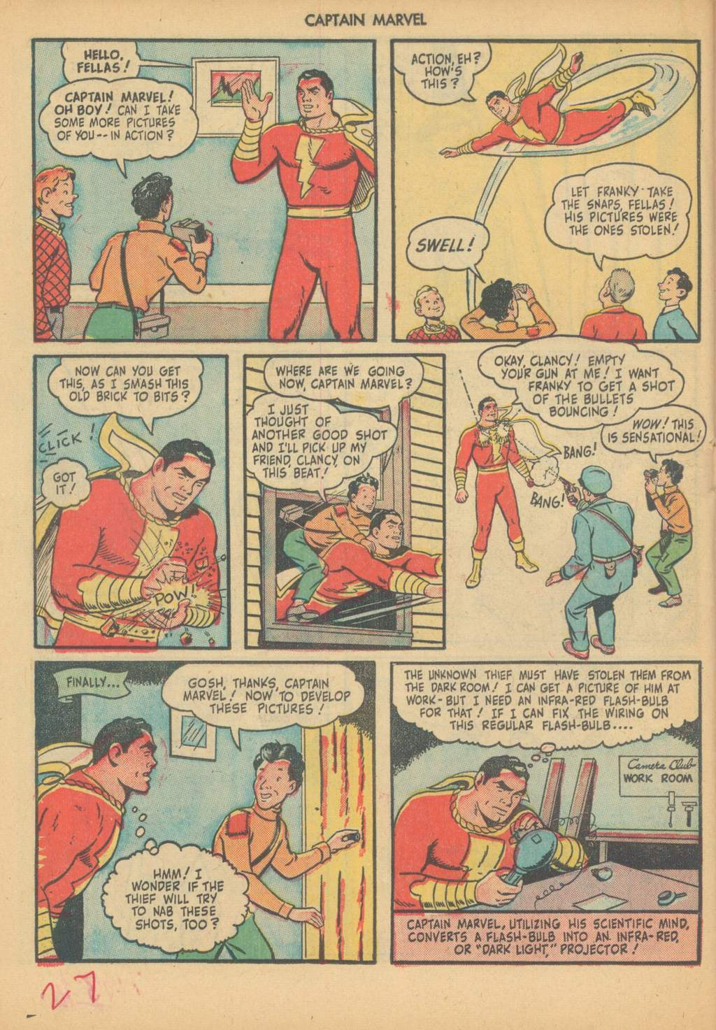 Captain Marvel Adventures issue 63 - Page 30