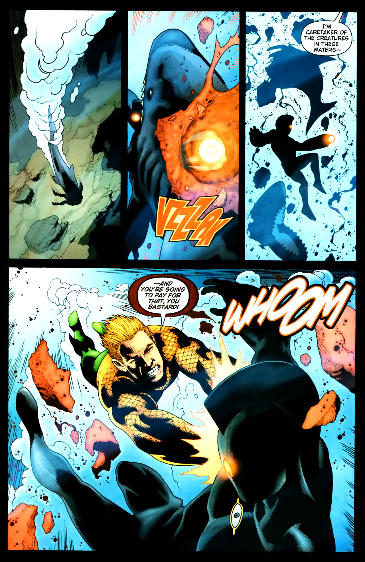Read online Aquaman (2003) comic -  Issue #35 - 8