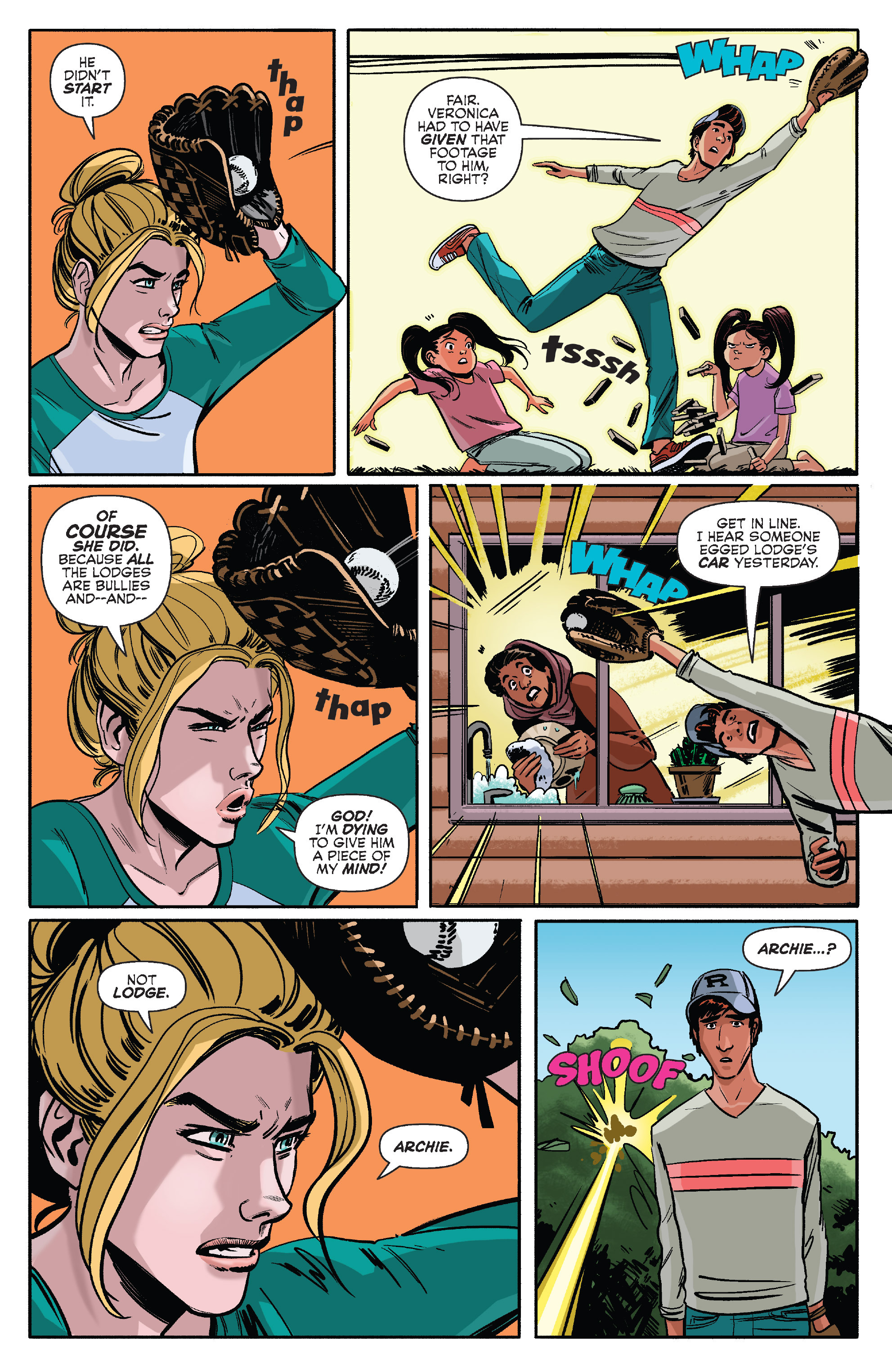 Read online Archie (2015) comic -  Issue #10 - 12