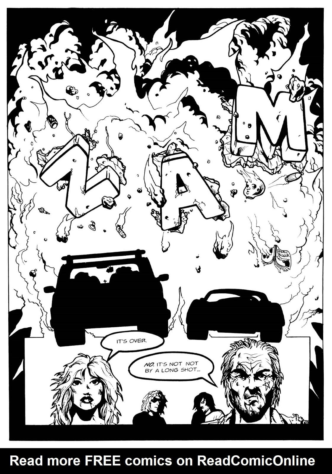 Read online Night of the Living Dead (1994) comic -  Issue #1 - 33