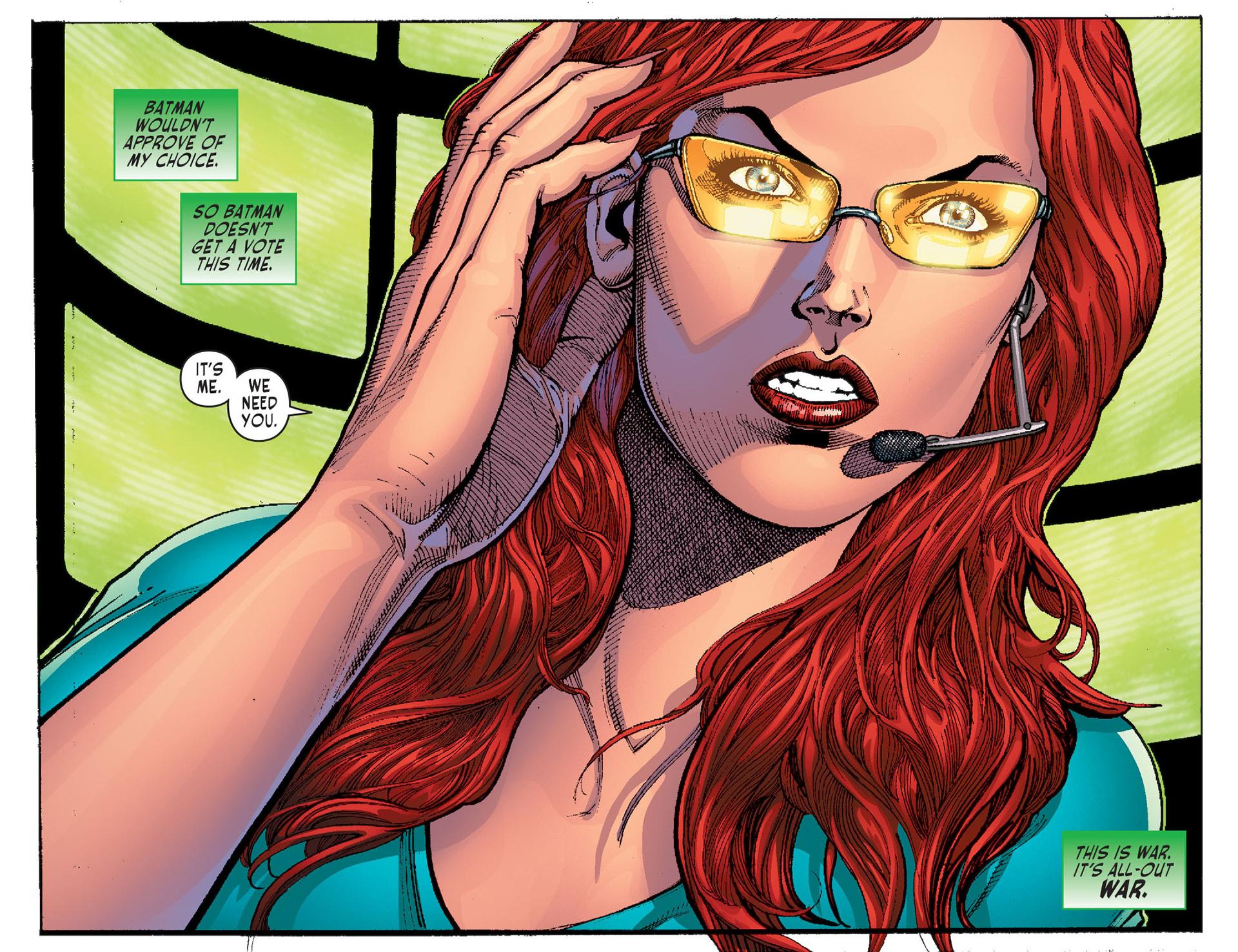 Read online Sensation Comics Featuring Wonder Woman comic -  Issue #1 - 8
