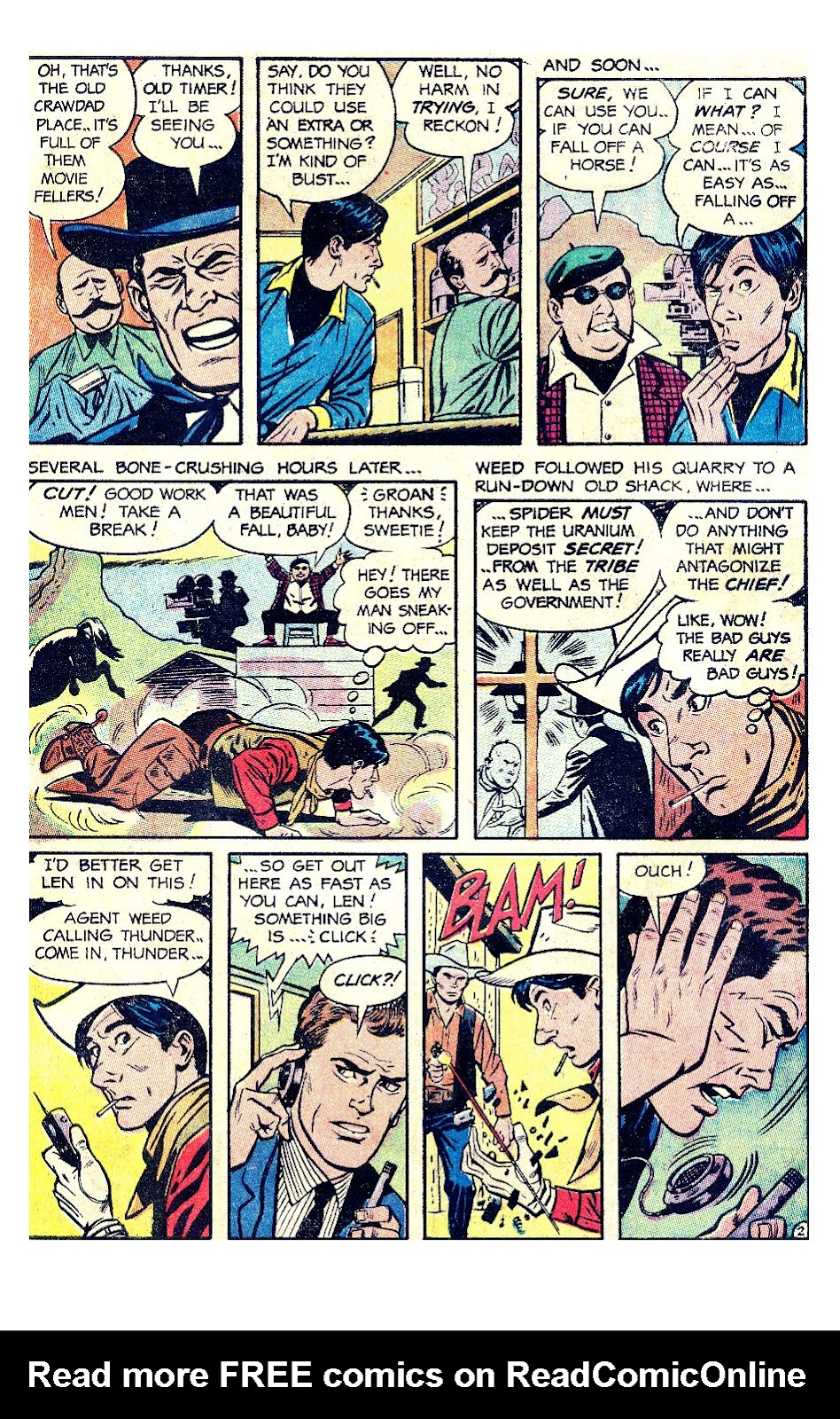 T.H.U.N.D.E.R. Agents (1965) issue 17 - Page 27