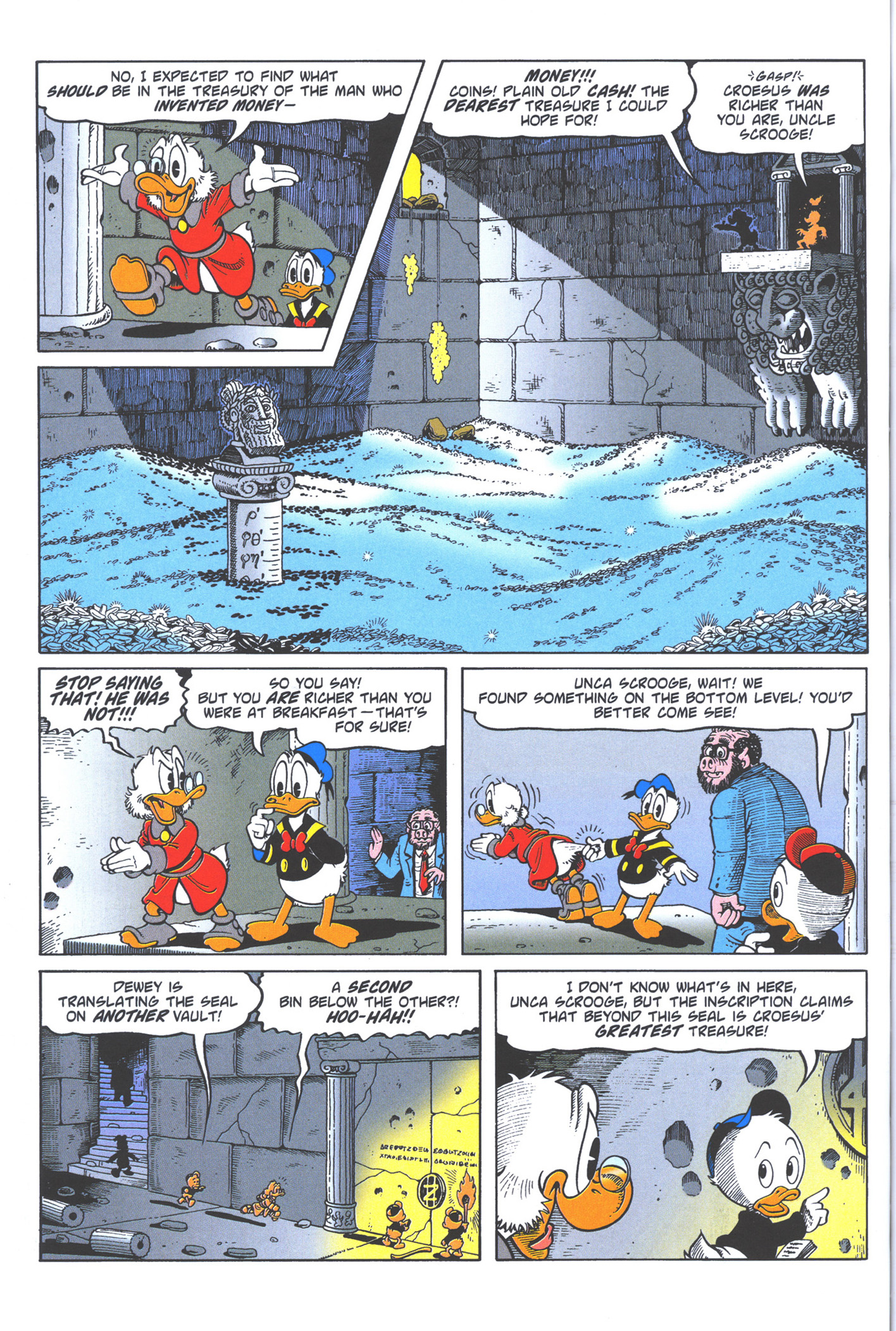 Read online Uncle Scrooge (1953) comic -  Issue #372 - 50