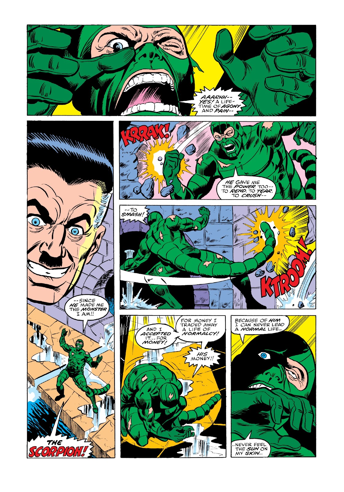 Read online Marvel Masterworks: The Spectacular Spider-Man comic -  Issue # TPB 2 (Part 2) - 1
