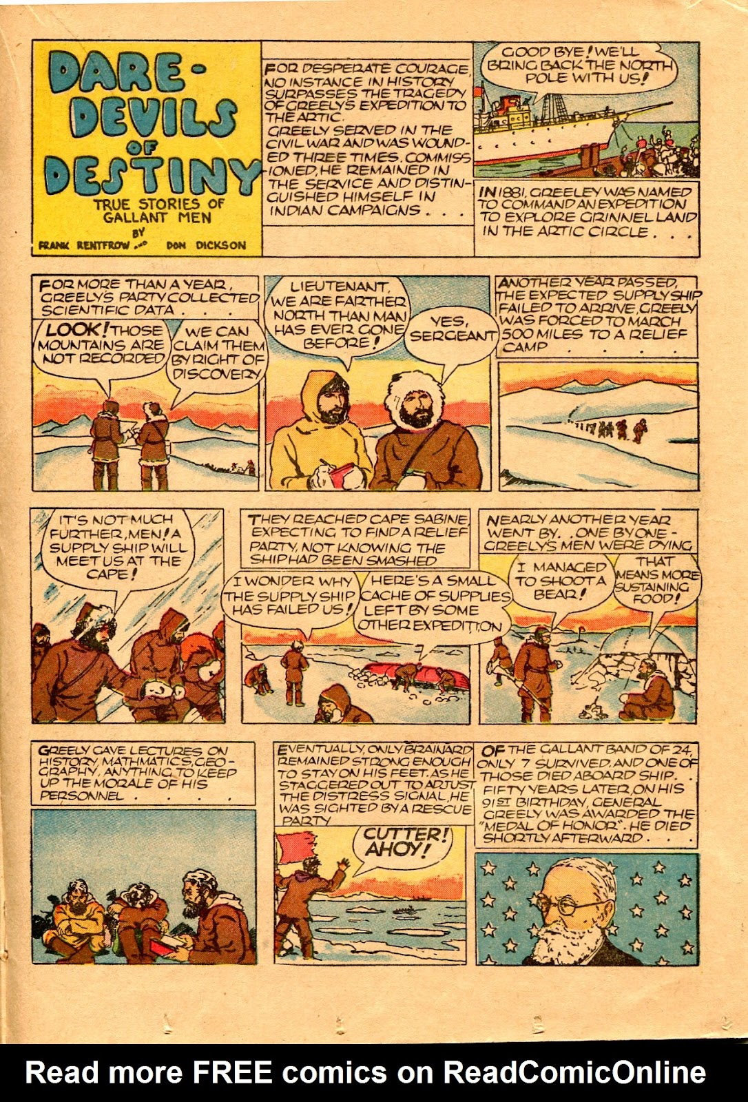 Read online Famous Funnies comic -  Issue #67 - 33