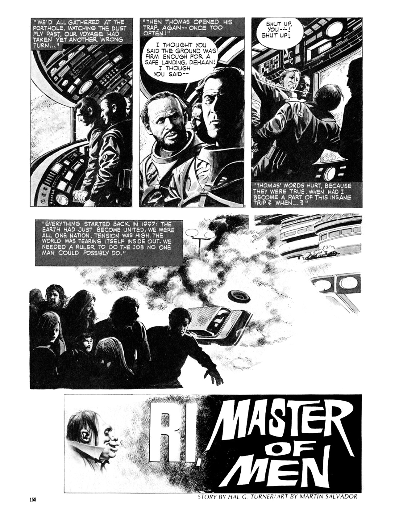 Read online Eerie Archives comic -  Issue # TPB 9 - 159