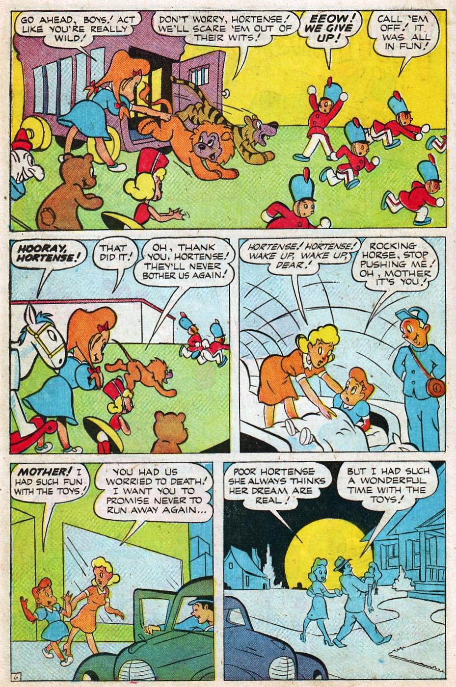 Jingle Jangle Comics issue 20 - Page 34