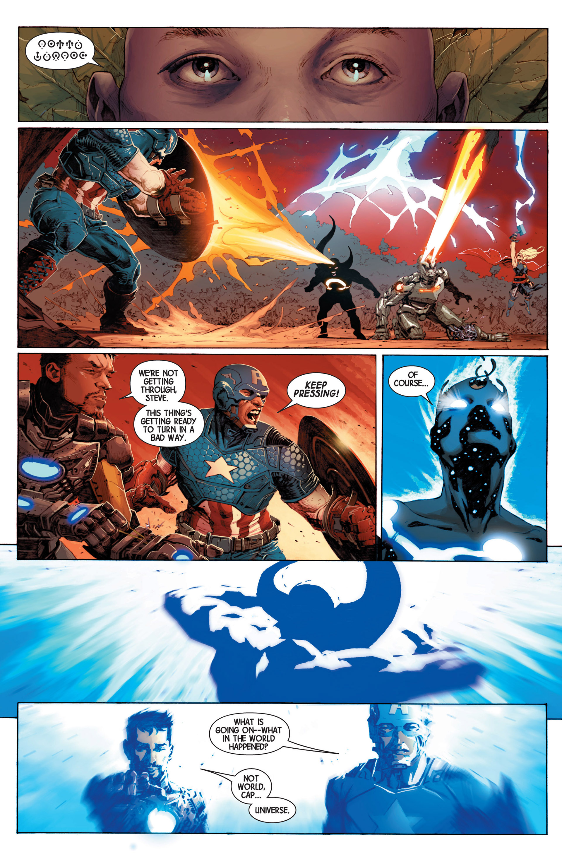 Read online Avengers (2013) comic -  Issue #3 - 20