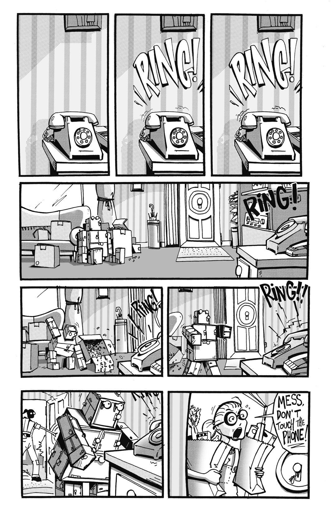 Read online Scud: The Disposable Assassin: The Whole Shebang comic -  Issue # TPB (Part 2) - 166