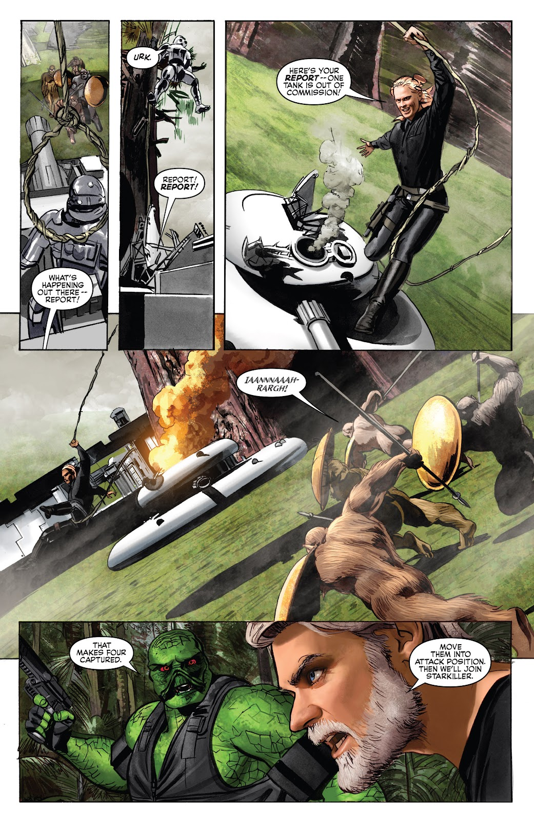 Read online Star Wars Legends: Infinities - Epic Collection comic -  Issue # TPB (Part 5) - 51