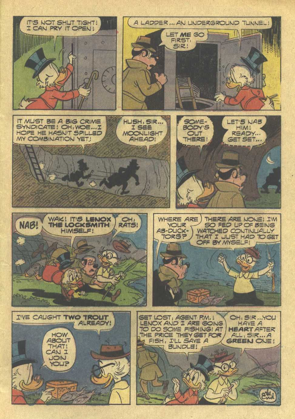 Read online Uncle Scrooge (1953) comic -  Issue #100 - 26