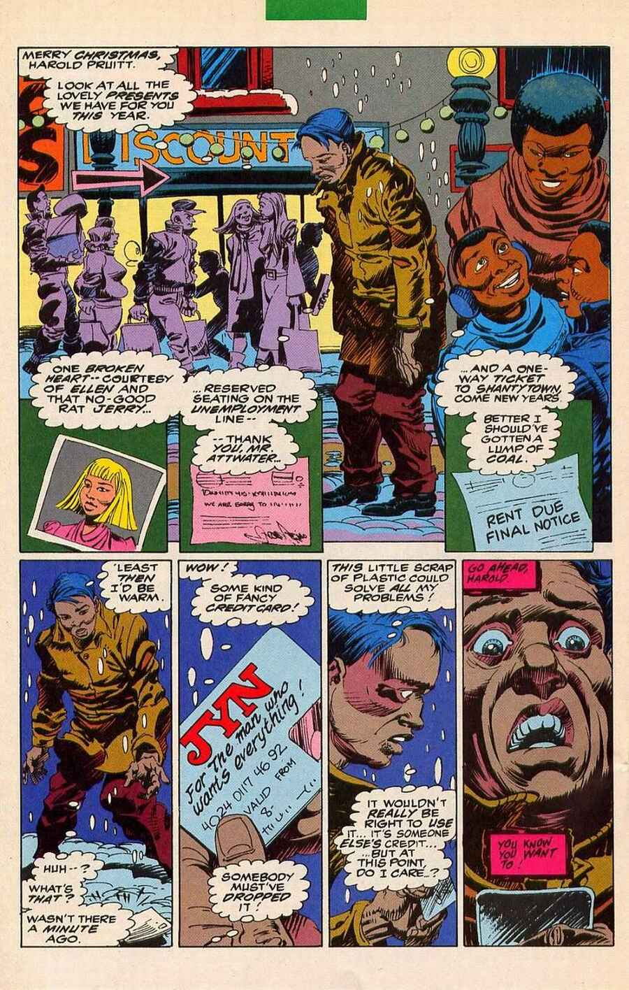 Read online Sleepwalker Holiday Special comic -  Issue # Full - 3
