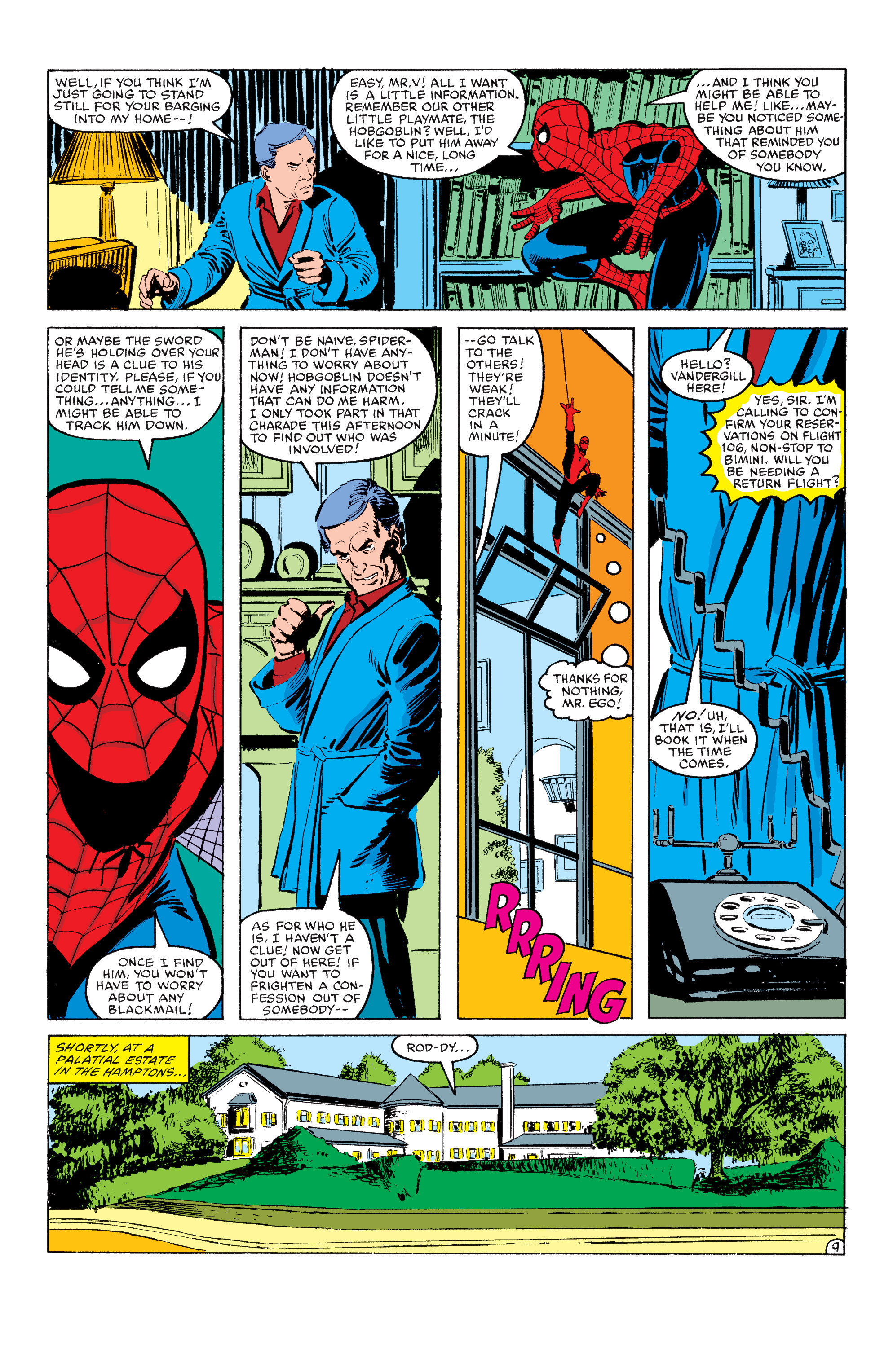The Amazing Spider-Man (1963) 250 Page 9
