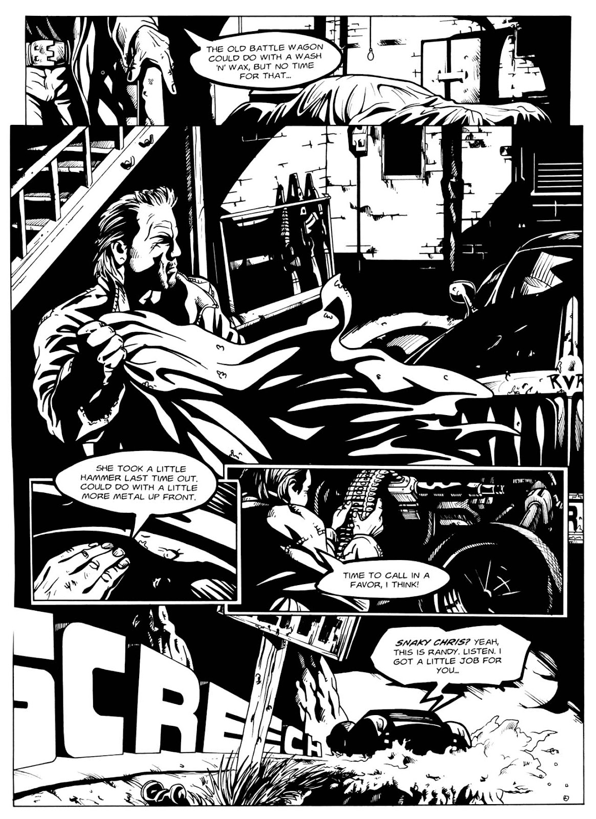 Read online Night of the Living Dead (1994) comic -  Issue #2 - 11