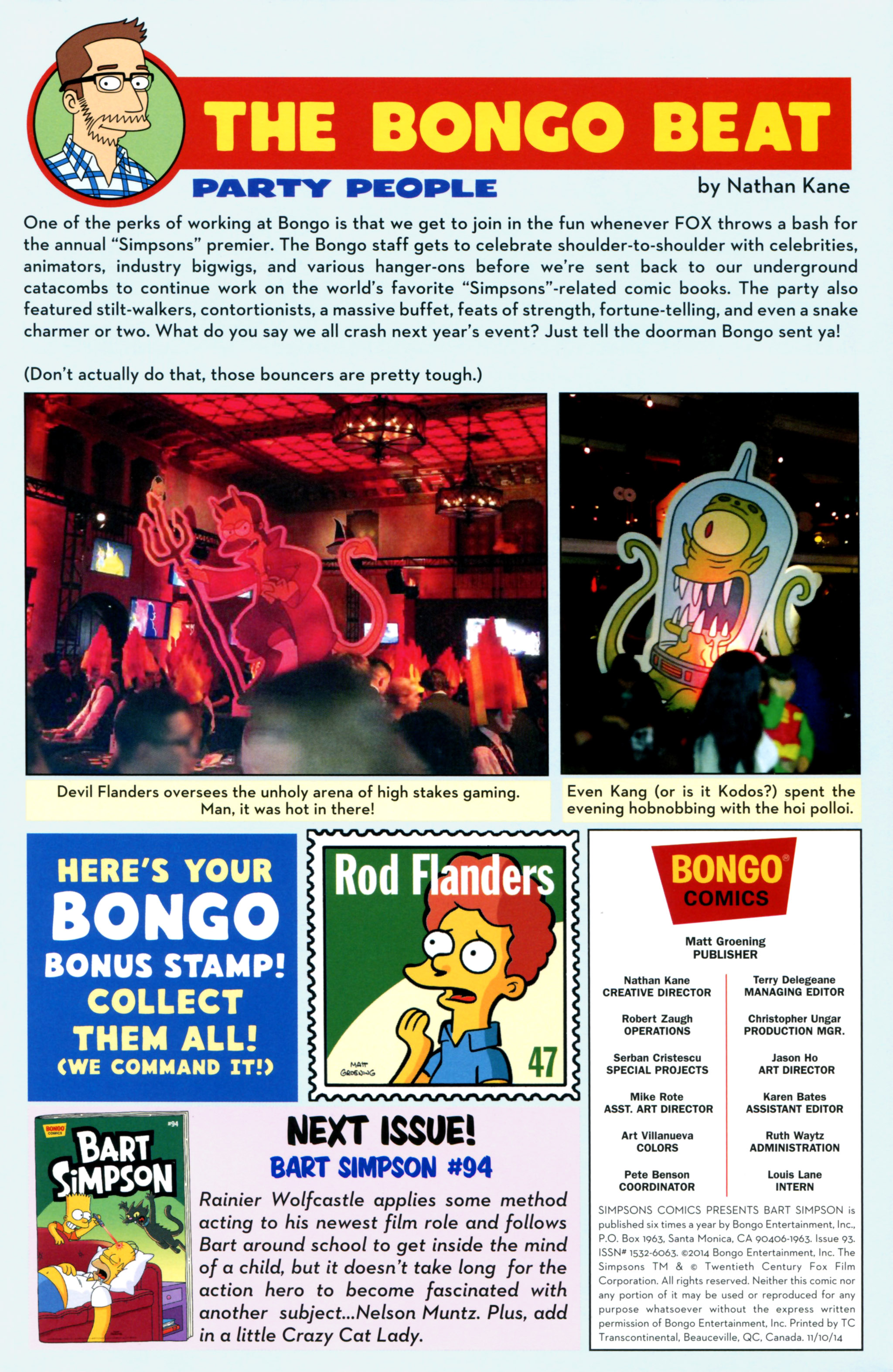 Read online Simpsons Comics Presents Bart Simpson comic -  Issue #93 - 27