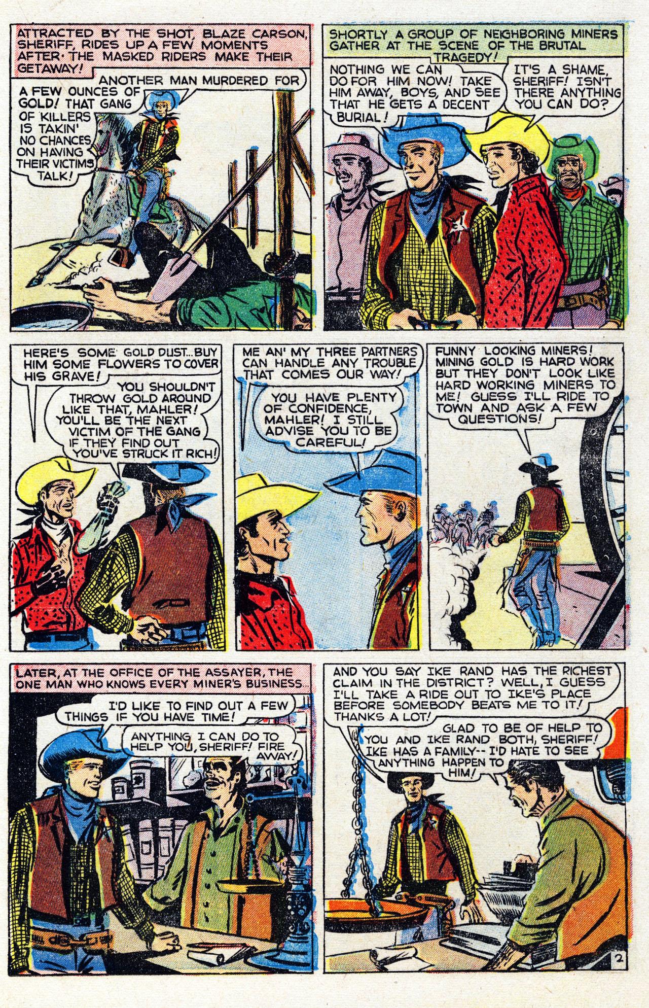 Read online Two-Gun Kid comic -  Issue #7 - 19