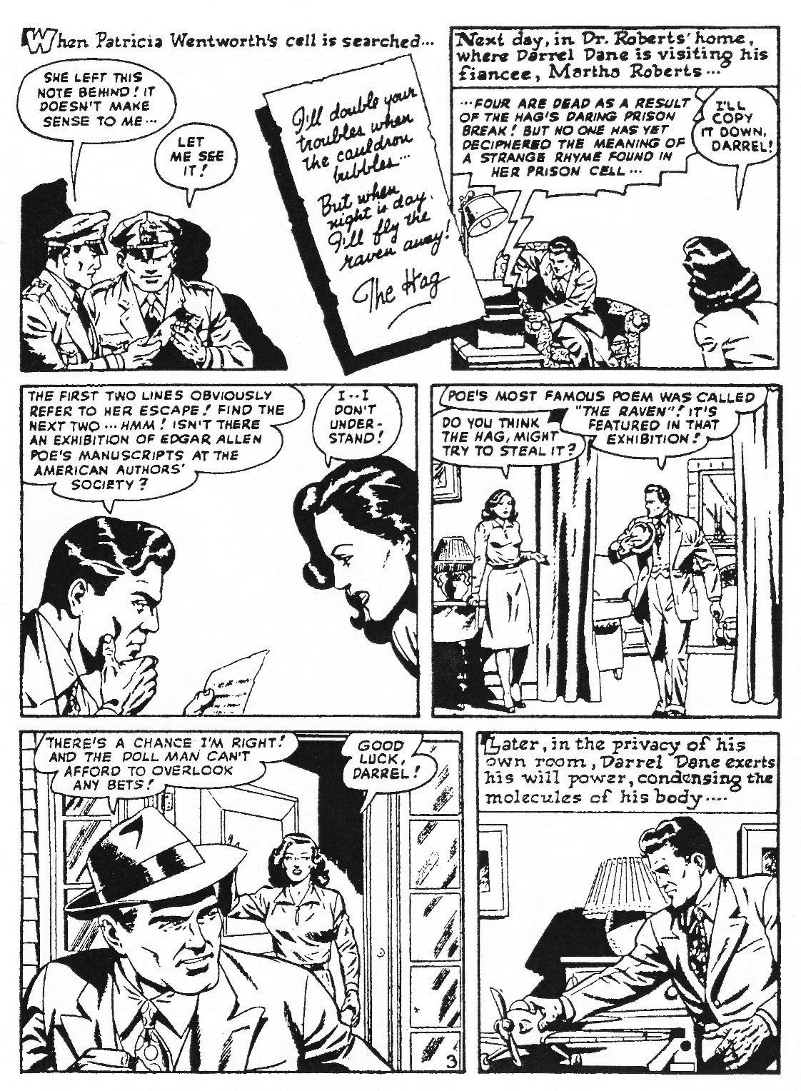 Read online Men of Mystery Comics comic -  Issue #72 - 17