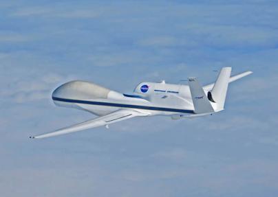 Drone Pemantauan kondisi cuaca
