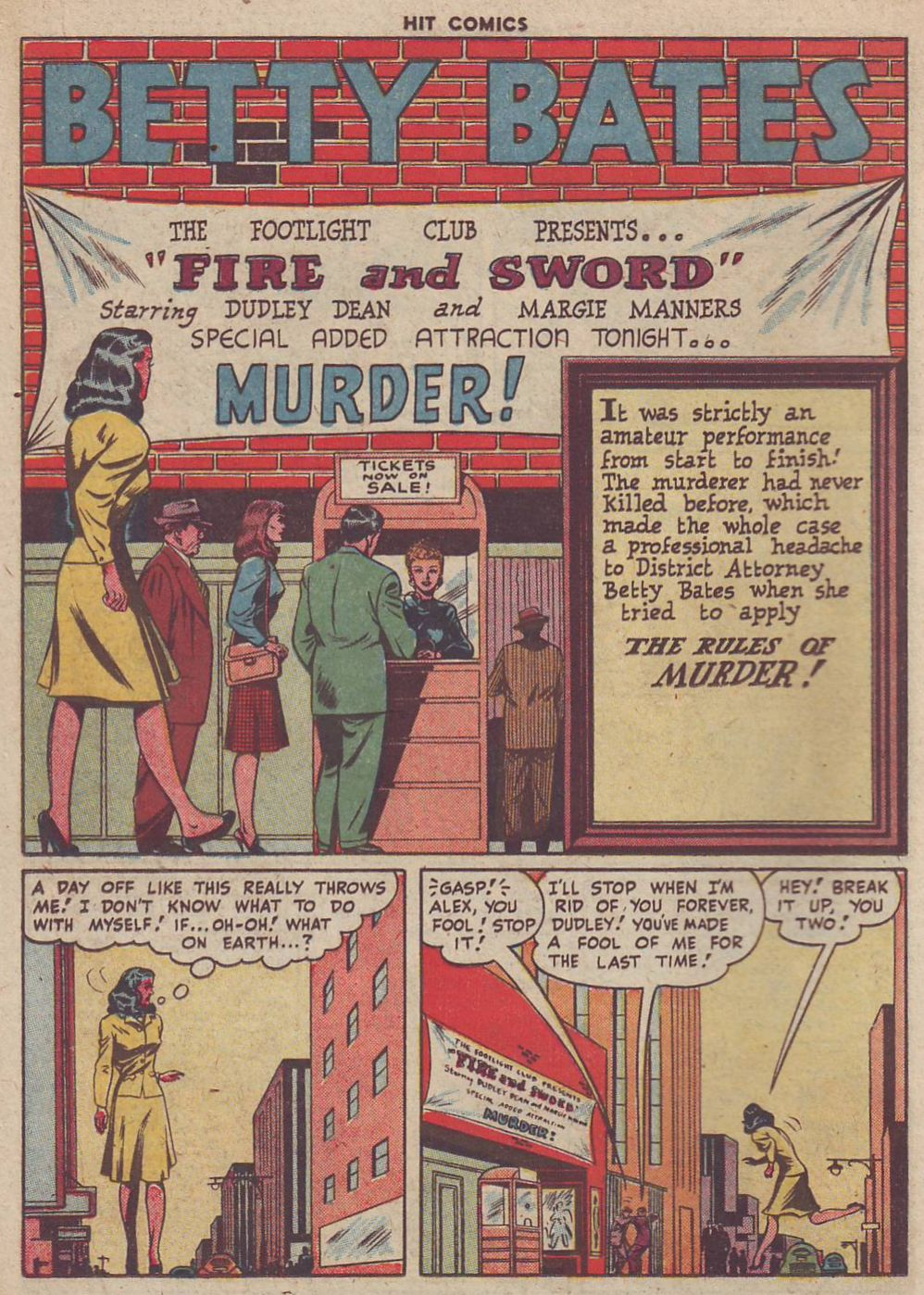 Read online Hit Comics comic -  Issue #51 - 26