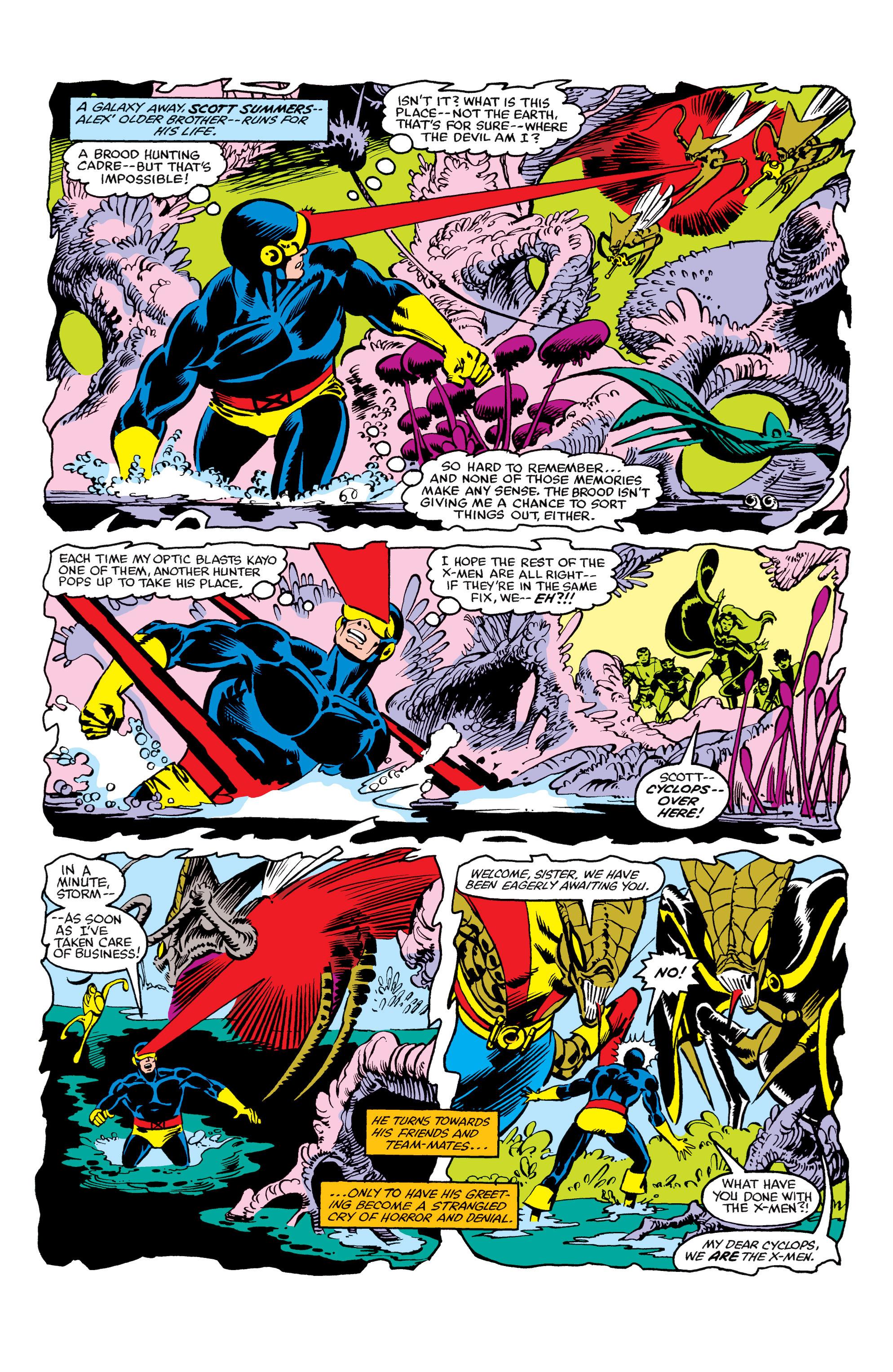 Read online Uncanny X-Men (1963) comic -  Issue #163 - 10