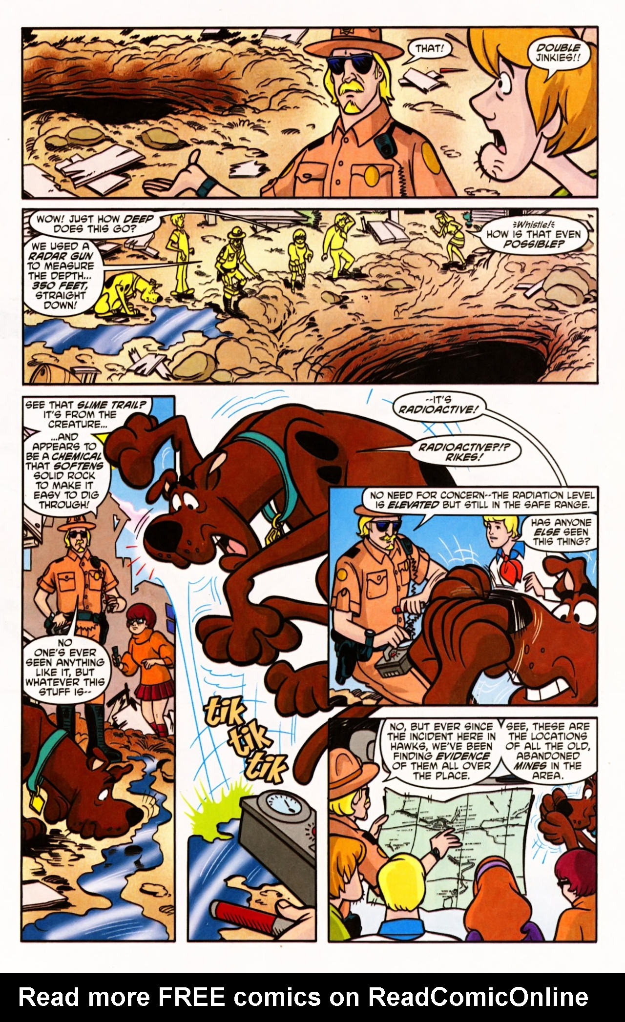 Read online Scooby-Doo (1997) comic -  Issue #149 - 4