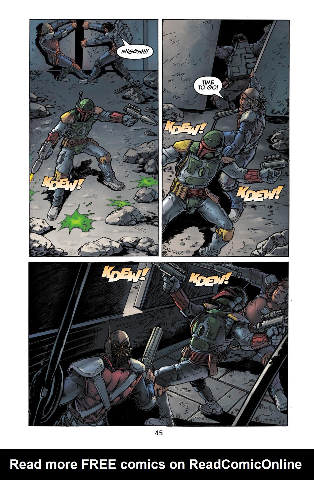 Read online Star Wars Omnibus comic -  Issue # Vol. 33 - 363