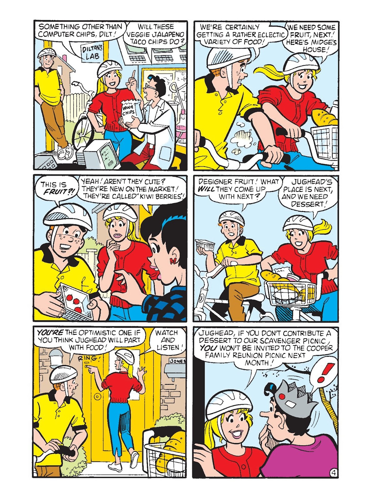 Archie 1000 Page Comics Digest issue TPB_(Part_5) - Page 97