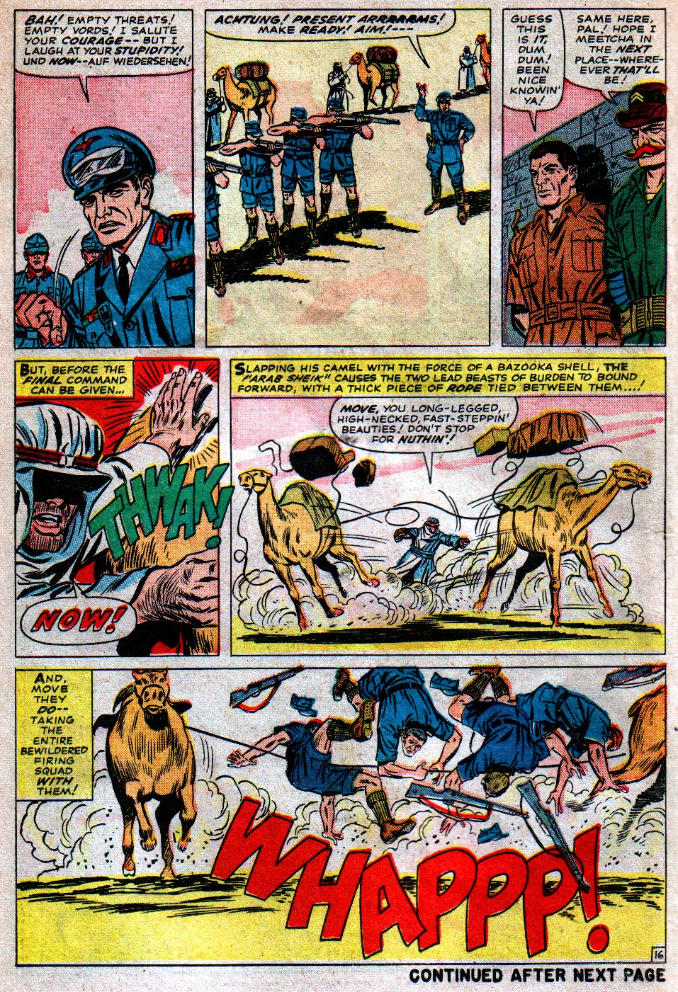 Read online Sgt. Fury comic -  Issue #16 - 22