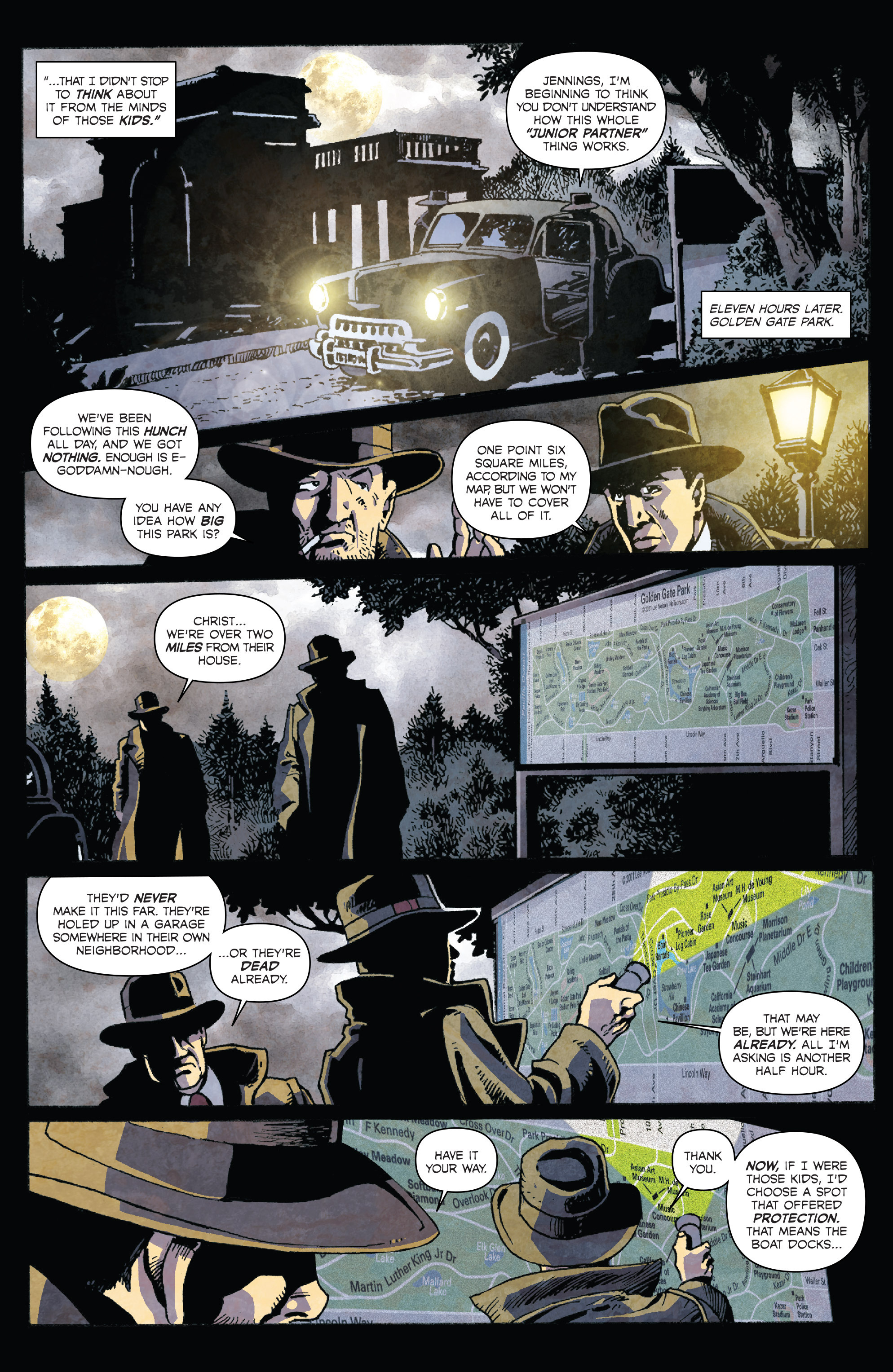 Read online Seduction of the Innocent (2015) comic -  Issue #2 - 14