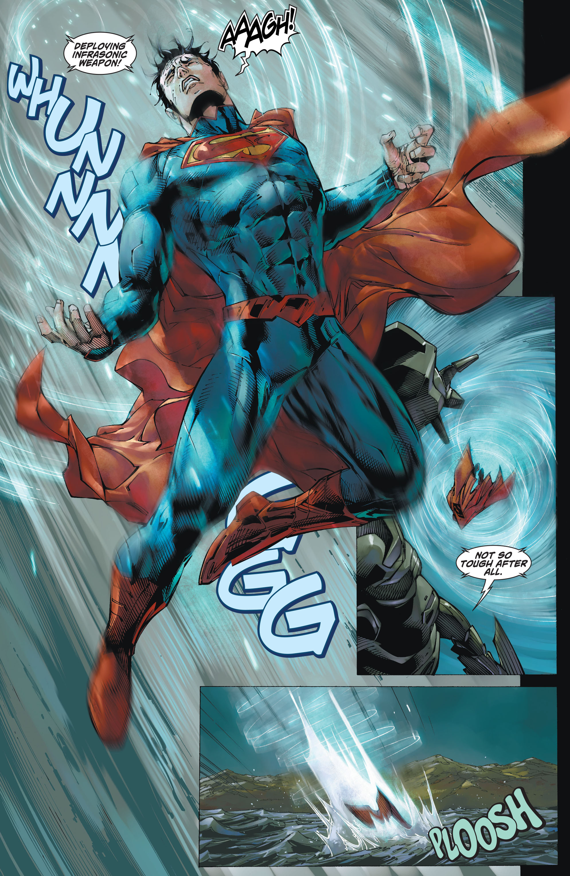 Read online Action Comics (2011) comic -  Issue #19 - 15