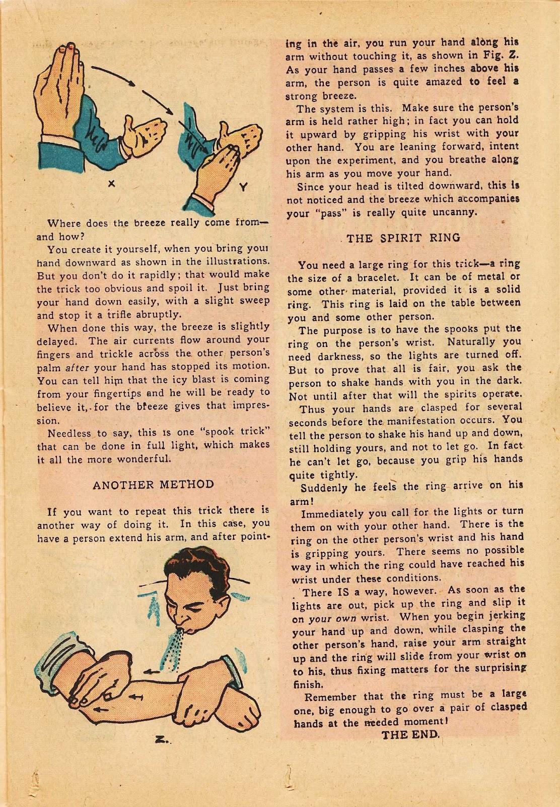 Super-Magician Comics issue 22 - Page 29