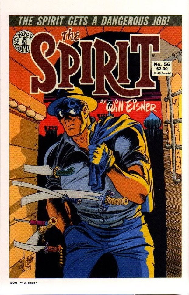 Read online Will Eisner's The Spirit Archives comic -  Issue # TPB 26 (Part 3) - 7